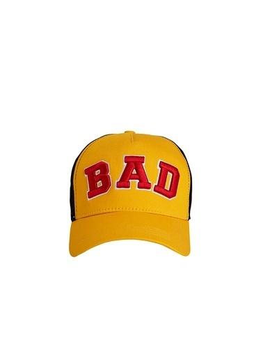 Bad Bear Şapka Sarı